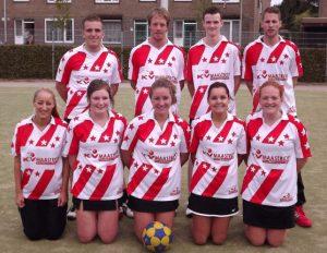 korfbalshirt ontwerpen KV Maastricht Akaza sport