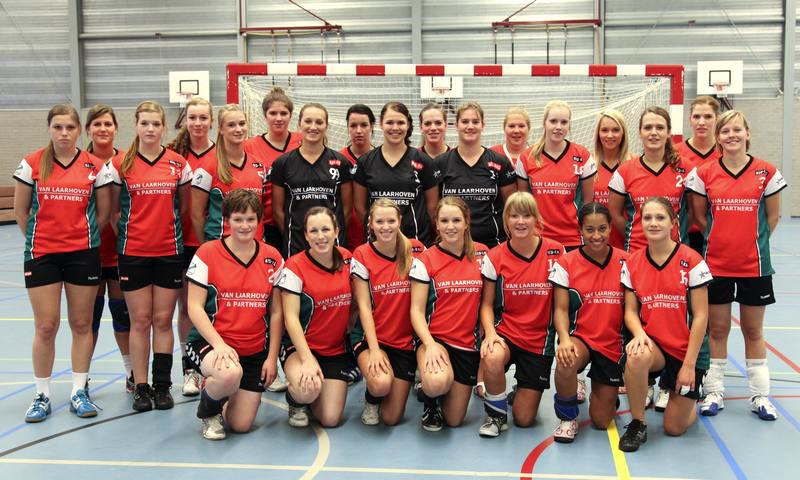 Handbalkleding voor dames en heren van Akaza sport