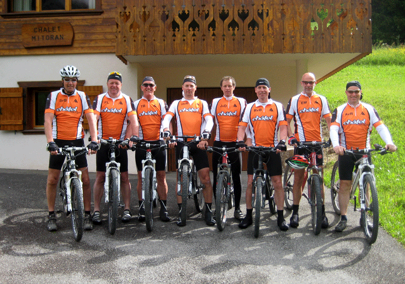 mountainbike kleding Akaza sport